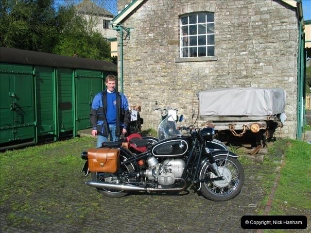 2005-04-16 & 17 Swanage Railway 50s & 60s Event @ Corfe Castle, Dorset.  (5)597597