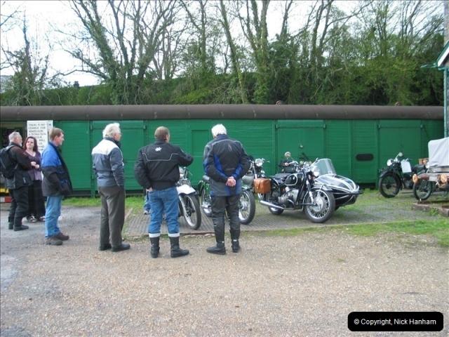 2005-04-16 & 17 Swanage Railway 50s & 60s Event @ Corfe Castle, Dorset.  (6)598598