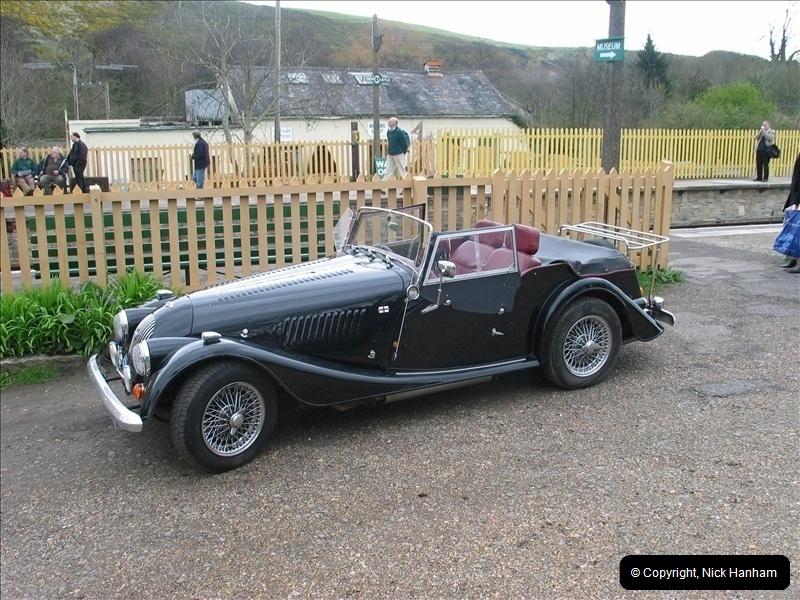 2005-04-16 & 17 Swanage Railway 50s & 60s Event @ Corfe Castle, Dorset.  (16)608608