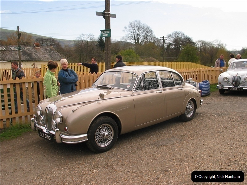 2005-04-16 & 17 Swanage Railway 50s & 60s Event @ Corfe Castle, Dorset.  (25)617617