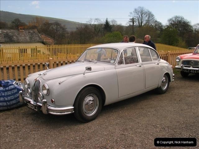 2005-04-16 & 17 Swanage Railway 50s & 60s Event @ Corfe Castle, Dorset.  (28)620620