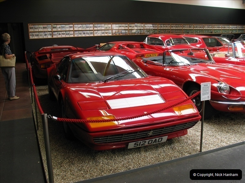 2005-06-24 Haynes Museum, Yeovil, Somerset.  (11)638638
