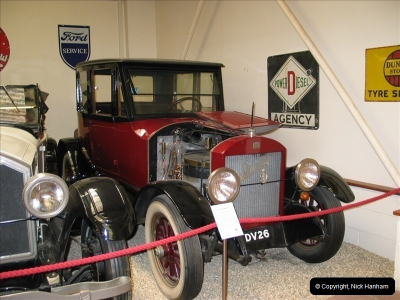 2005-06-24 Haynes Museum, Yeovil, Somerset.  (46)673673
