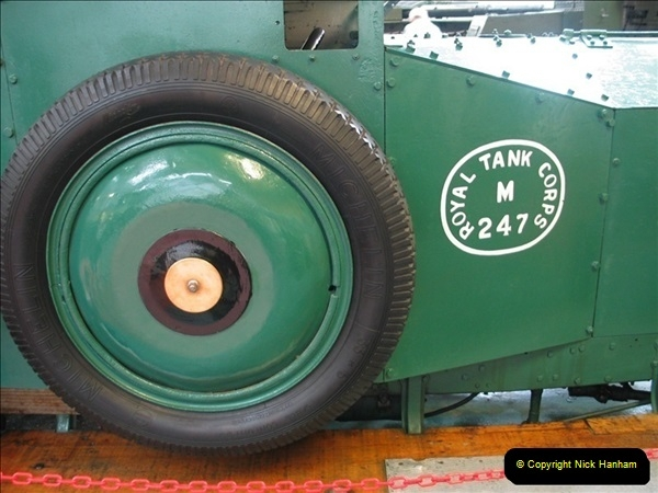 2007-07-23 Bovington Tank Museum, Dorset (166)0456