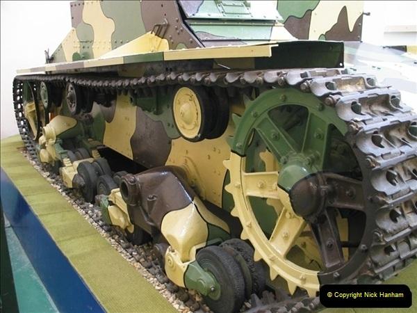 2007-07-23 Bovington Tank Museum, Dorset (168)0458