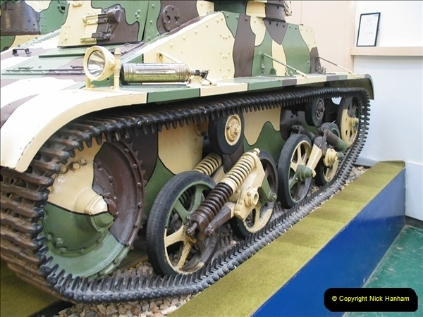 2007-07-23 Bovington Tank Museum, Dorset (169)0459
