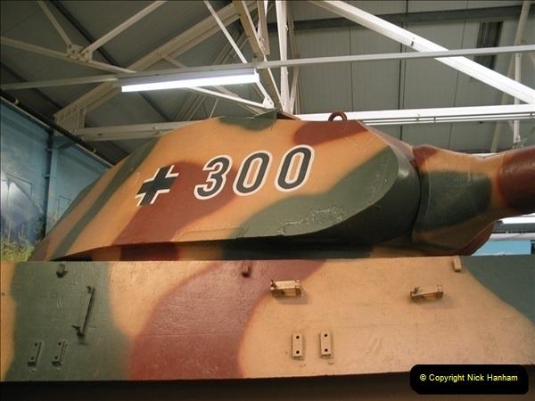 2007-07-23 Bovington Tank Museum, Dorset (173)0463