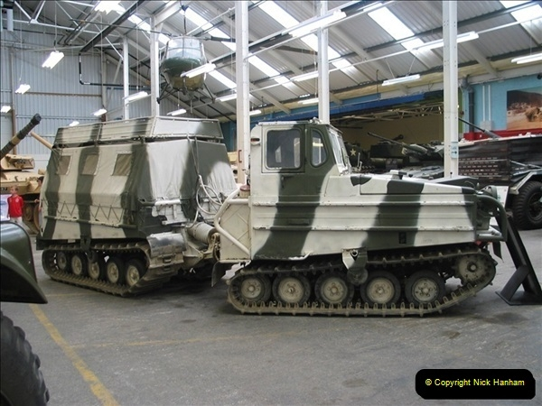 2007-07-23 Bovington Tank Museum, Dorset (180)0470