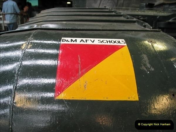 2007-07-23 Bovington Tank Museum, Dorset (182)0472