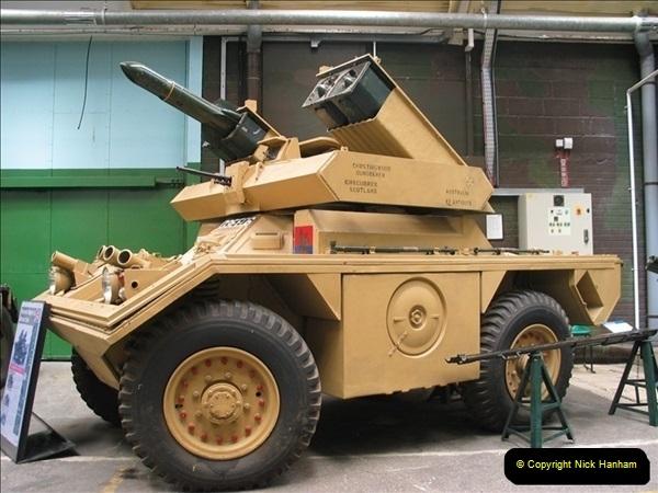 2007-07-23 Bovington Tank Museum, Dorset (184)0474