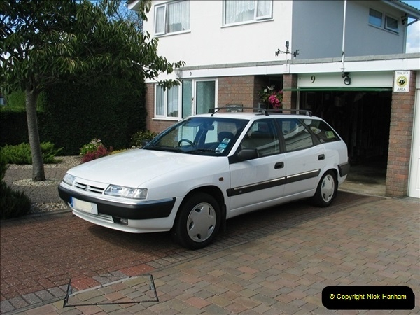 2007-08-08 Citroen Xantia Estate Car (10)0640