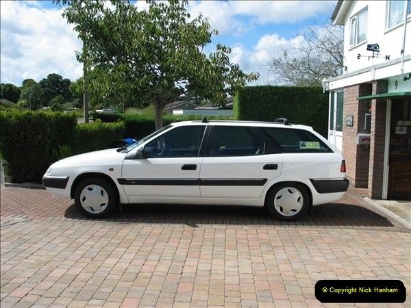 2007-08-08 Citroen Xantia Estate Car (12)0642