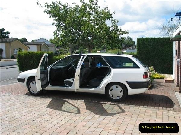 2007-08-08 Citroen Xantia Estate Car (14)0644