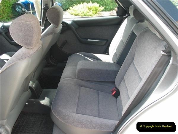 2007-08-08 Citroen Xantia Estate Car (15)0645