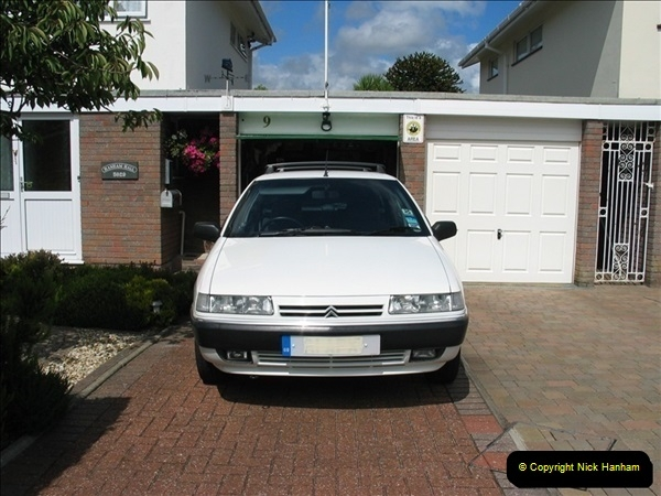2007-08-08 Citroen Xantia Estate Car (17)0647