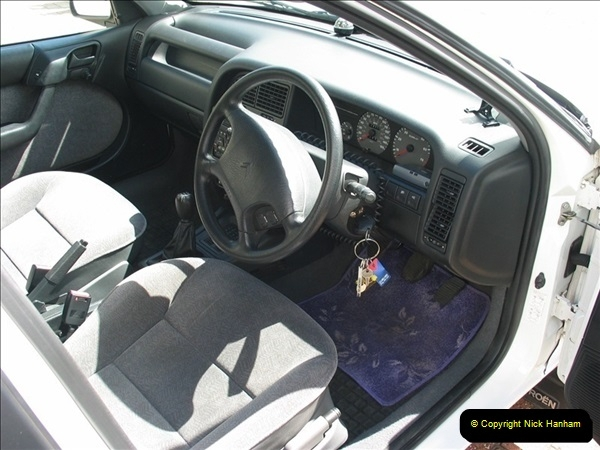 2007-08-08 Citroen Xantia Estate Car (18)0648