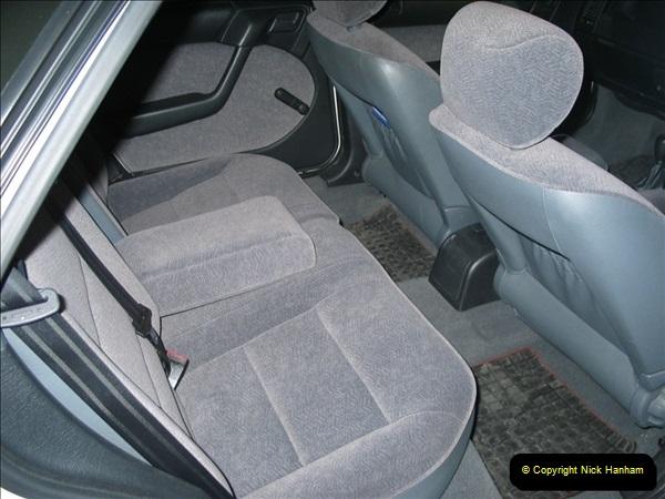 2007-08-08 Citroen Xantia Estate Car (21)0651