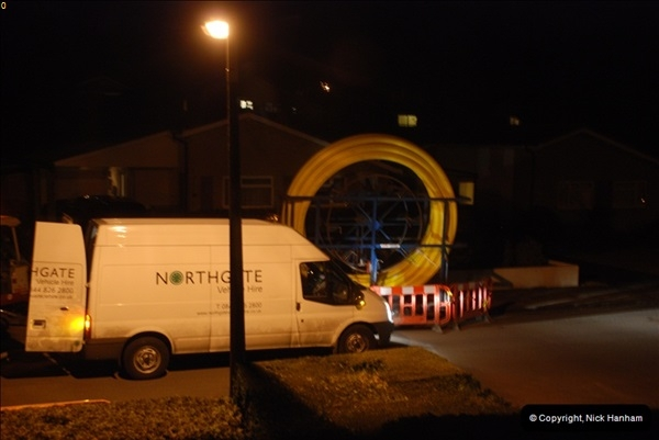 2012-02-20 Gas pipe renewal work. Poole, Dorset.  (16)060