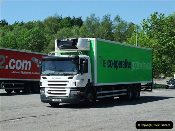 2012-05-26 Rownhams Services M27.  (2)245
