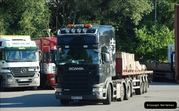 2012-07-19 Rownhams Sercices, M27, Hampshire.  (33)307