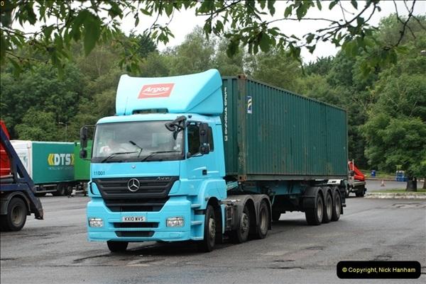 2012-08-02 Rownhams Services M27. East Bound.  (1)309