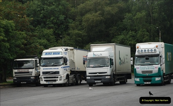 2012-08-02 Rownhams Services M27. East Bound.  (5)313