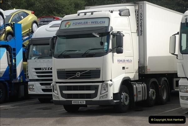 2012-08-02 Rownhams Services M27. West Bound.  (4)317