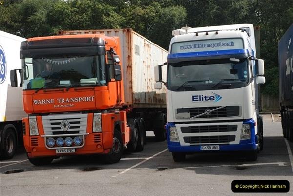 2012-08-02 Rownhams Services M27. West Bound.  (5)318