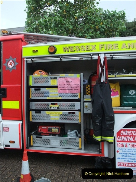 2012-08-15 Fire Department, Christchurch, Dorset.  (3)326
