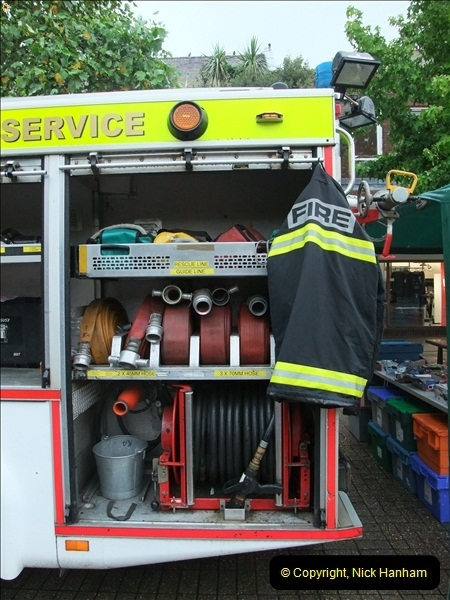 2012-08-15 Fire Department, Christchurch, Dorset.  (5)328
