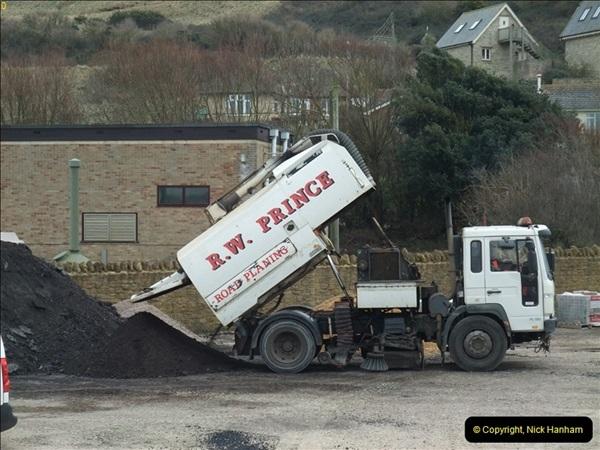 2013-02-28 West Bay, Bridport, Dorset.  (1)004