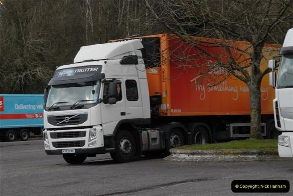2013-04-03 Rownhams Services M27.  (13)031