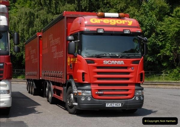 2013-06-06 M27 Motorway, Rownhams Services, Southampton, Hampshire.  (4)065