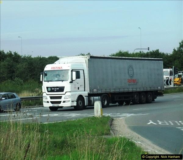 2013-09-28 Trucks in Nottinghamshire.  (3)103