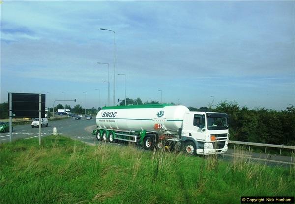 2013-09-28 Trucks in Nottinghamshire.  (4)104