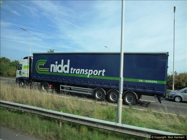 2013-09-28 Trucks in Nottinghamshire.  (6)106