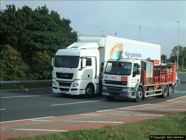 2013-09-28 Trucks in Nottinghamshire.  (8)108