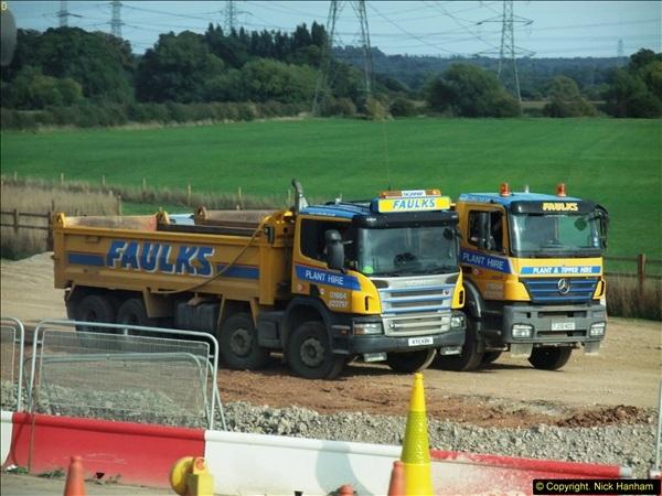 2013-09-28 Trucks in Nottinghamshire.  (9)109
