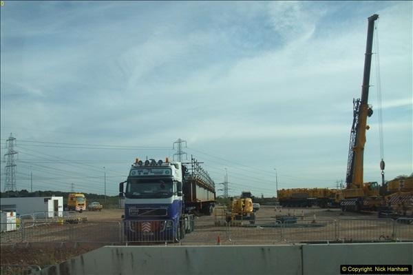 2013-09-28 Trucks in Nottinghamshire.  (10)110