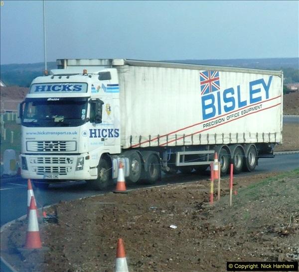 2013-09-28 Trucks in Nottinghamshire.  (12)112