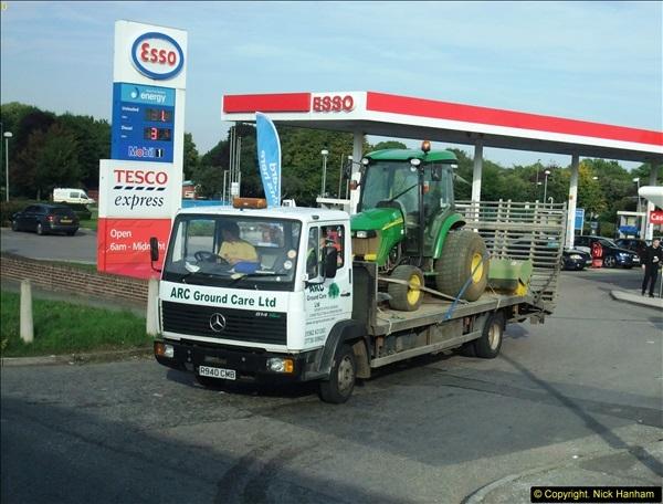 2013-09-28 Trucks in Nottinghamshire.  (13)113