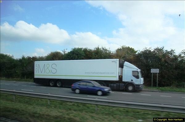 2013-09-28 Trucks in Nottinghamshire.  (19)119