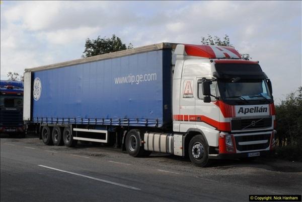2013-09-30 Trucks in Lincolnshire.  (2)189