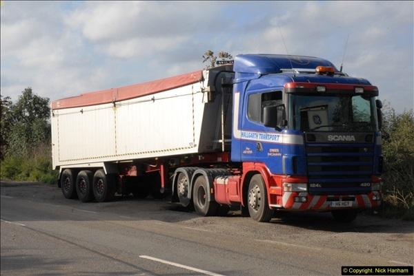 2013-09-30 Trucks in Lincolnshire.  (3)190