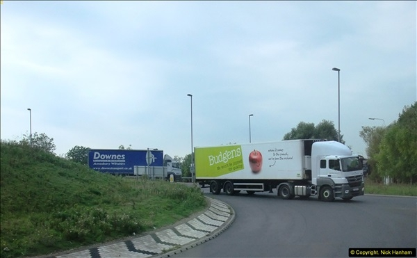 2013-09-30 Trucks in Northamptonshire.  (6)201