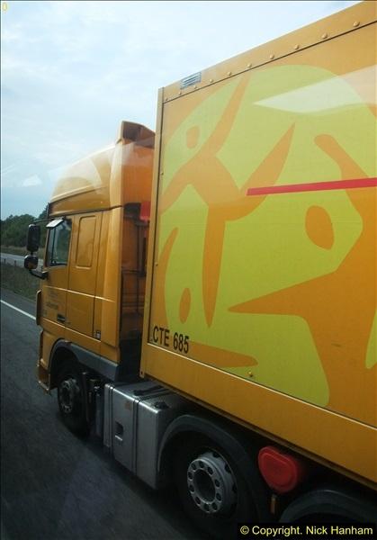 2013-09-30 Trucks in Northamptonshire.  (7)202