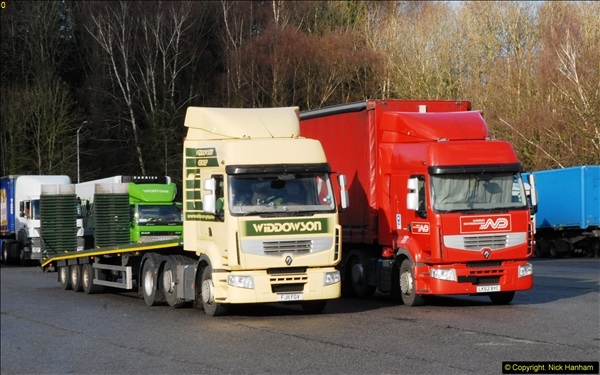 2014-02-07 At Rownhams Services M27, Southampton, Hampshire.  (1)024