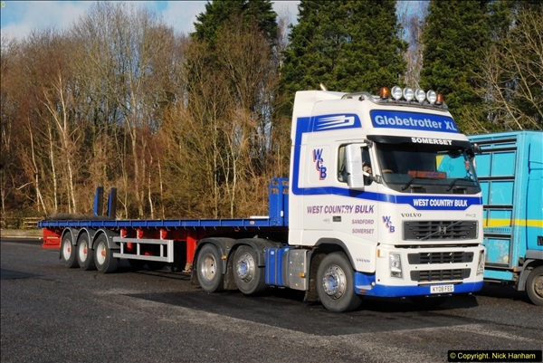 2014-02-07 At Rownhams Services M27, Southampton, Hampshire.  (11)034