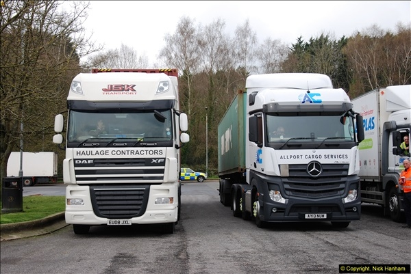 2014-03-26 Rownhams Services M27, Hampshire.  (12)058