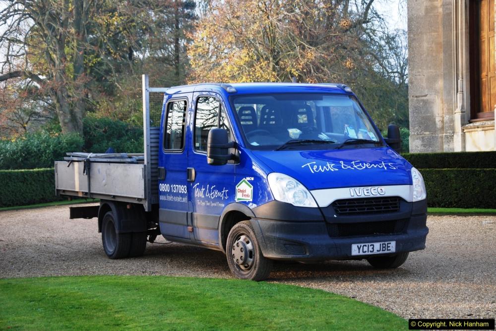 2014-11-19 Waddesdon Manor (NT) Aylesbury, Buckinghamshire. (2)